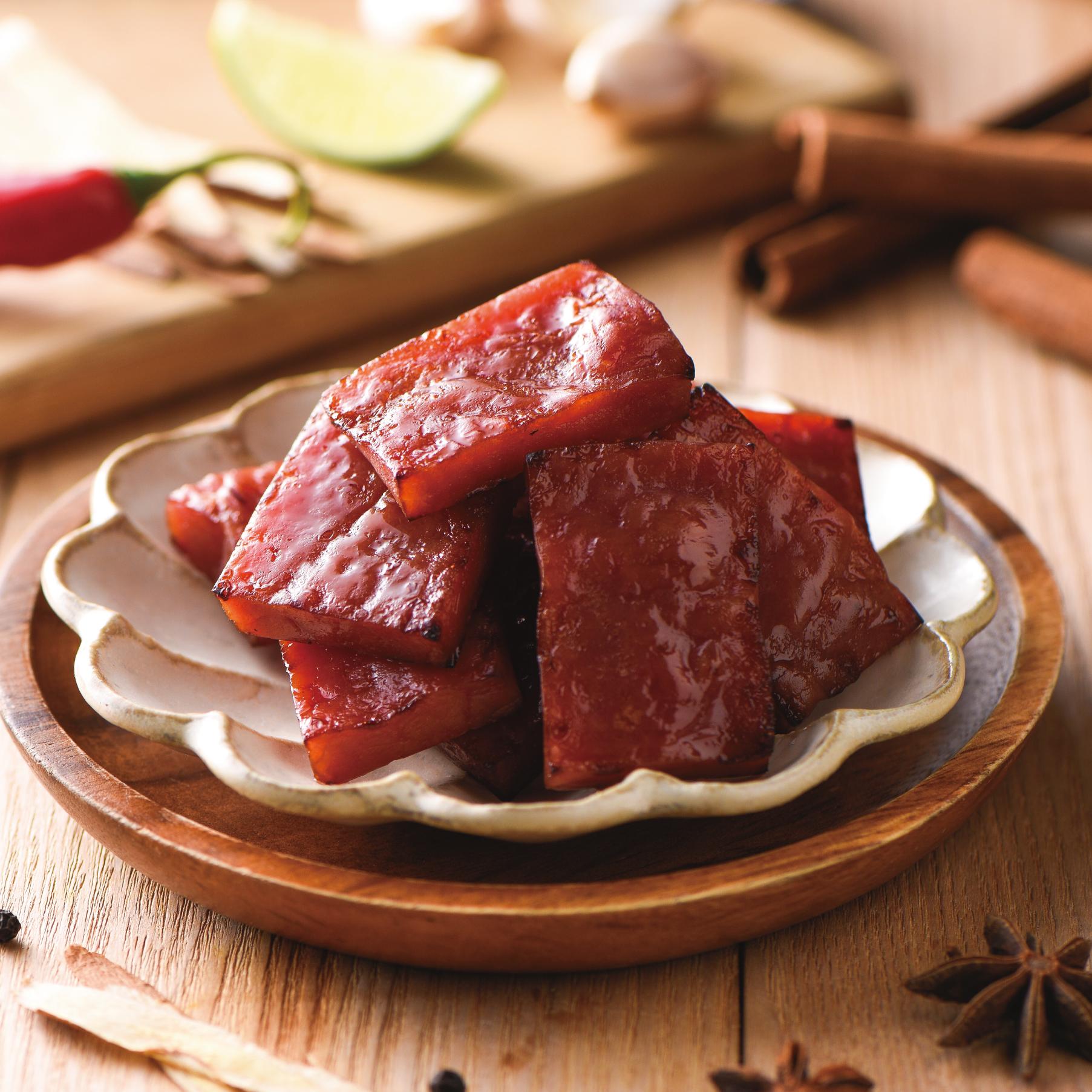 大塊肉乾(原味)-厚片肉乾-買三送一-肉乾系列可混搭