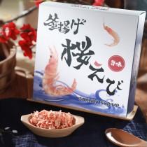 東港鮮撈高鈣即食櫻花蝦