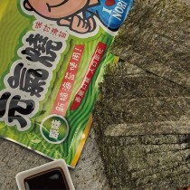 元氣燒味付海苔-原味(全素)【89元/起】